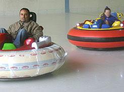 Przejażdżki po lodzie i śniegu